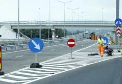Trafic restricționat pe A1 și A2