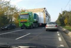 Transporturi agabaritice tranzitează Prahova