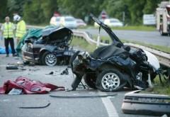 Zi blestemata. 6 accidente grave in Prahova, in doar cateva ore. O persoana a murit