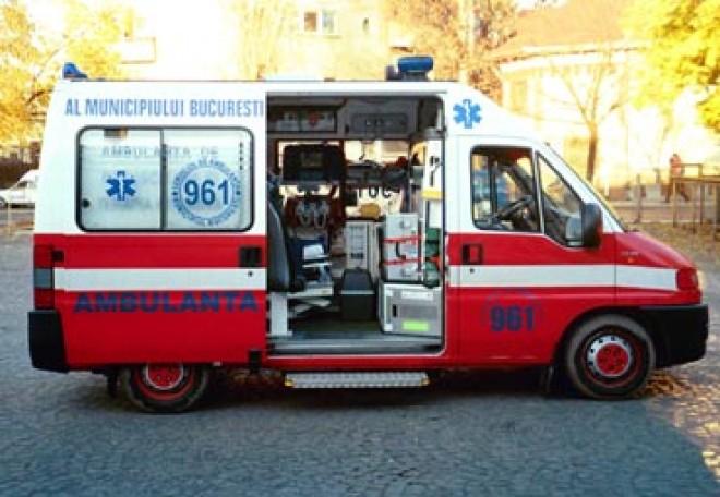 Accident rutier pe strada Rudului din Ploiești
