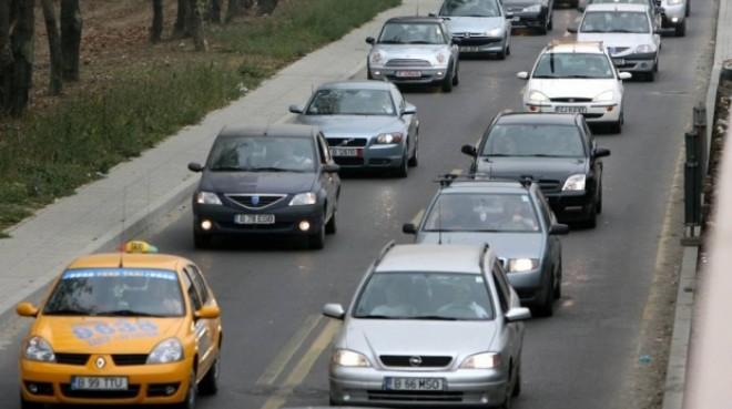 Trafic INTENS intre Nistorești și Comarnic. RUTE OCOLITOARE