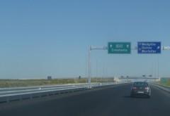 Trafic restricţionat luni pe Autostrada Soarelui