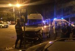 Accident grav în cartierul 9 Mai din Ploieşti