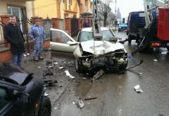 Accident soldat cu o victima, in zona Democratiei din Ploiesti