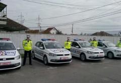 Acţiune a poliţiei rutiere pentru combaterea ACCIDENTELOR