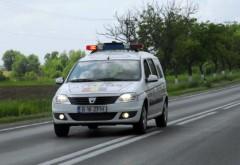 Urmărire ca-n filme în cartierul Radu de la Afumați. Un şofer şi-a abandonat maşina şi a dispărut