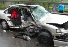 Accident rutier la Azuga. Şase persoane au fost RĂNITE