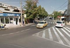 Elev lovit de masina in zona liceului A.I. Cuza din Ploiesti