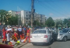 Un barbat a făcut infarct la volan, in Bariera Bucuresti
