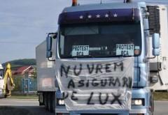 Transportatorii anunţă proteste pe 2 noiembrie