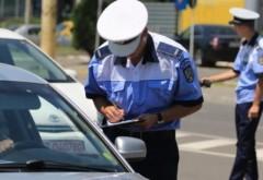 Acţiuni rutiere desfăşurate pe şosele din Prahova. Aproape 150 de AMENZI aplicate