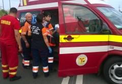 Accident pe DN1, la Românești