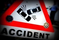Accident rutier pe Centura de Vest a Ploieștiului. Doi şoferi au fost RĂNIŢI