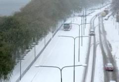 Cum se circulă, luni dimineaţă, pe şoselele din Prahova şi din ţară