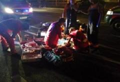 Accident MORTAL langa Metro