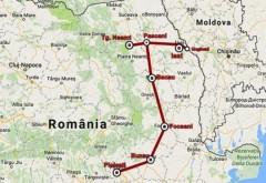Încep licitaţiile pentru proiectul drumului de mare viteză Ploiești - Pașcani