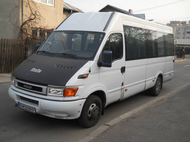 Amenzi uriaşe pentru microbuzele din Prahova