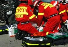 Accident GRAV la Breaza