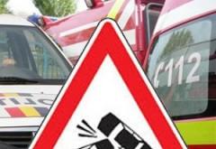 Accident rutier pe DN1 B, la Valea Călugărească