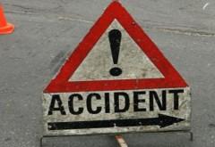 Accident cu 3 maşini la intrarea în Ploieşti