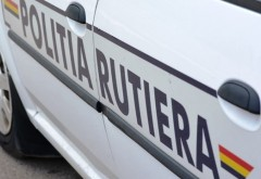 O autoutilitară care transporta 19 deţinuţi s-a ciocnit cu un taxi în centrul Ploieştiului