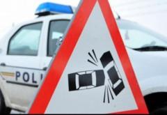 Incidente rutiere în Prahova, miercuri dimineaţă