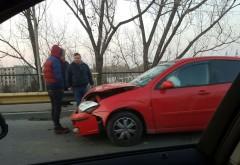 Accident pe podul din Bereasca