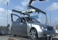 Maşinile parcate neregulamentar vor putea fi ridicate prin dispoziţie scrisă a poliţiştilor