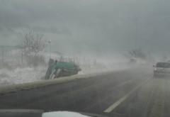 Accident grav pe DN1, la Tatarani. Un mort si sase raniti