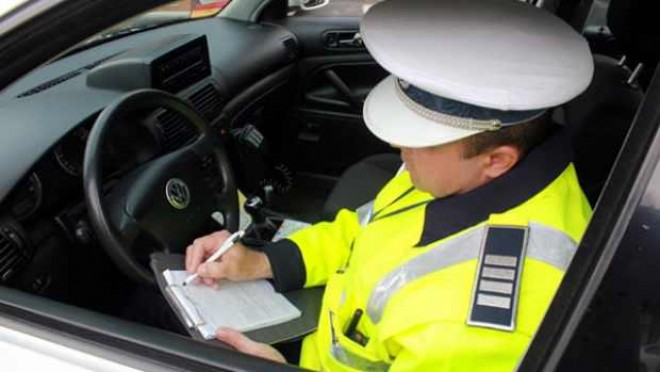 Şoferii care greşesc vor plăti mai mult. Cât va fi cea mai mică şi cea mai mare amendă