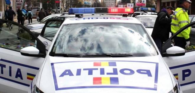 Taximetrişti de ocazie, prinşi şi amendaţi