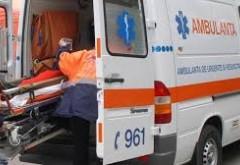 Femeie lovită de maşină la Strejnicu