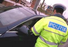 Depistat în Ploiești, la volan, sub inflența alcoolului și fără permis