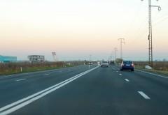 Bucureştean, prins cu peste 150 km/oră, pe DN 1