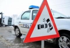 Accident cu patru maşini, pe Centura de Vest a Ploieştiului