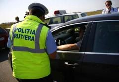 16 permise, reţinute de poliţiştii prahoveni. Ce abateri au constatat