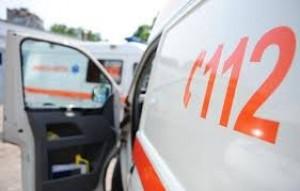 Două persoane rănite într-un accident la Vălenii de Munte
