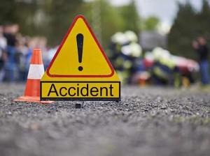 Motociclist accidentat la Măgureni