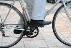 Zeci de biciclişti, amendaţi de poliţiştii prahoveni