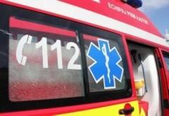 UPDATE Accident la Filipeştii de Pădure! 4 ambulanţe, la faţa locului