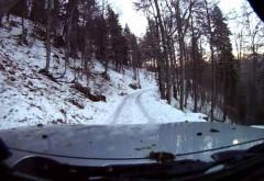 Drumul spre Cota 1400, redeschis circulaţiei