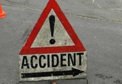 UPDATE Accident pe DN 1, la Breaza. Două persoane sunt rănite