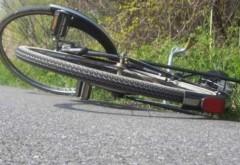 Biciclist lovit de maşină, în Parcul Bucov