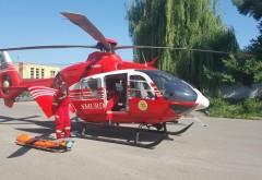 UPDATE Accident la Tătărani. O persoană este prinsă sub un TIR; vine elicopterul SMURD- FOTO