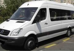 Amendă pentru un transportator de pe ruta Sinaia. Microbuzul- ticsit de călători