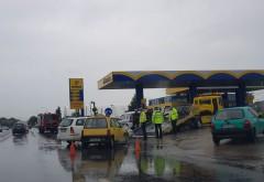 Accident la ieşirea din Ploieşti spre Bucov- FOTO
