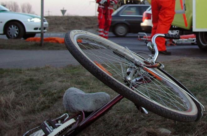 Biciclist accidentat în Ploieşti