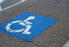 Parchezi pe locurile destinate persoanelor cu handicap? Mai gândeşte-te o dată!