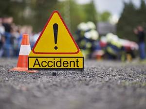 Accident cu TREI maşini la Valea Călugărească