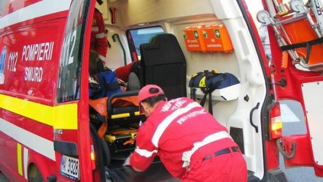 UPDATE Accident grav pe DN 1A! Trei persoane, rănite